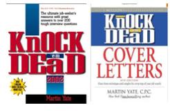 Knock Em Dead books